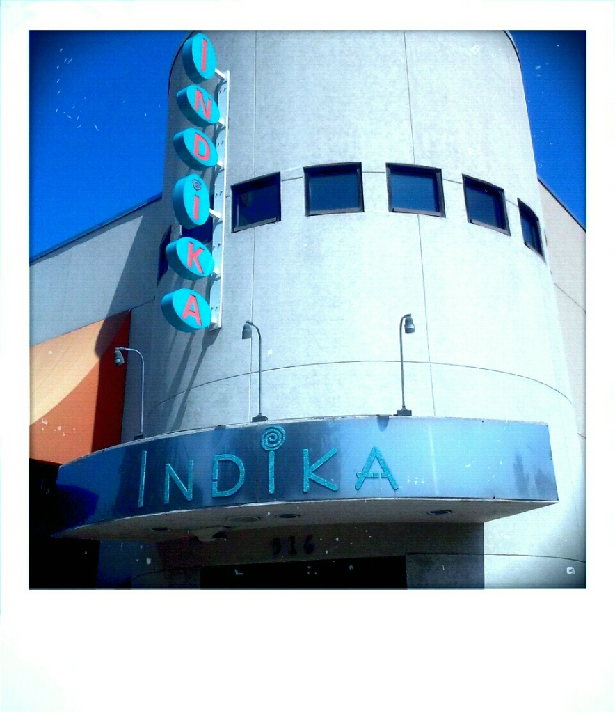 Indika located in Montrose