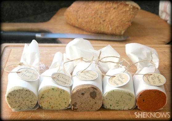 Compound Butters via SheKnows.com