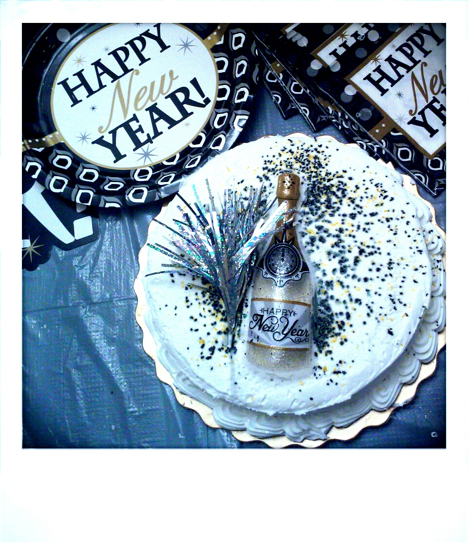 Cheers to a NewYear!