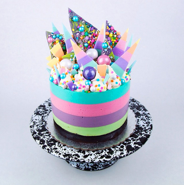 unicorn-cake-speckled